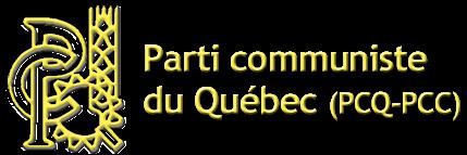 Parti communiste du Québec (PCQ-PCC)